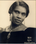 Diaries and Notebooks of Marian Anderson